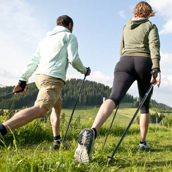 Nordic-Walking-Strecken